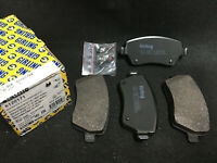 Girling Front Brake Pad Set for Nissan Micra 2003-2010 6120171 NEW
