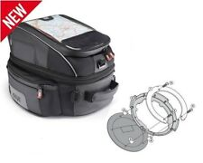 Suzuki GSF1250 Bandit YR FROM 07 Motorcycle Tank Bag Set GIVI XS306 25L NEW