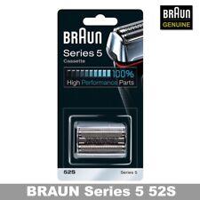 BRAUN 52S Cassette Series 5 Flexmotiontec Stainless Steel Foil Cutter Set Shaver