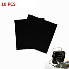 10x Activated Carbon Filter 13cm x 13cm Solder Smoke Absorber ESD Fume Extractor