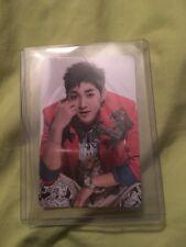 NU'EST Nuest Aron OFFICIAL  Photocard Card  Kpop K-pop SLEEPING TALKING