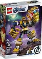 New: LEGO Marvel Avengers THANOS - 152 pcs Ages 6+