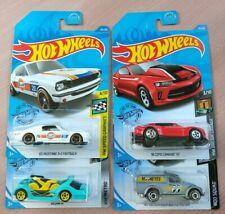 Hot Wheels 🔥 Dollar General Exclusive Colors Set 🔥 Mustang, Camaro, VW, Deora