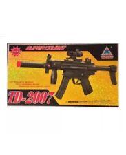 Niños Juguete Rifle Pistola con las luces intermitentes vibración de sonido TD2007