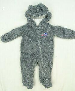 Buffalo Bills NFL Team Apparel Infant Sherpa Suit