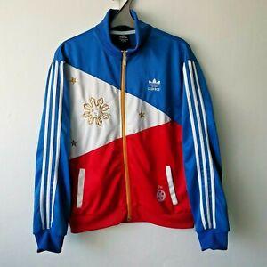 Adidas Philippines Flag Vintage Track Jacket - М