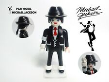 PLAYMOBIL Michael Jackson Exclusive Collector Figure 100% Playmobil Pieces