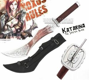 League of Legends LOL the Sinister Blade the Assasin Double Knives of Katarina