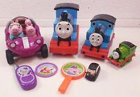 Thomas The Tank Engine Peppa Pig Toy Bundle Mixed Lot