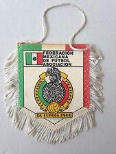 FANION FEDERACION MEXICANA DE FUTBOL ASOCIACION