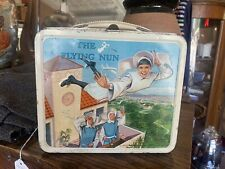 The Flying Nun Lunchbox 1968 Aladdin No Thermos