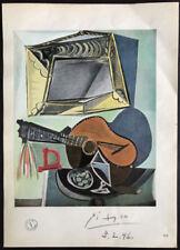 Pablo Picasso Dealer or Reseller Original Art Prints
