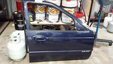FORD EL FALCON RIGHT HAND FRONT DRIVERS DOOR SHELL PAINT CODE : N9 NAVY BLUE