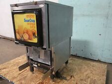 """CORNELIUS"" COMMERCIAL H.D. REFRIGERATED 2 FLAVORS JUICE/COLD BEVERAGE DISPENSER"