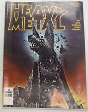 Heavy Metal Magazine Trekking Down The Black Hole April 1980 060115R