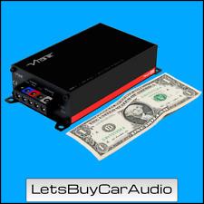 VIBE POWERBOX 400.1M CLASS D MICRO MONOBLOCK CAR AMPLIFIER, 800 MAX / 400 RMS