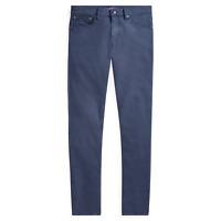 Ralph Lauren Purple Label Mens Blue Thomson Slim Fit Stretch Denim Jeans Pants