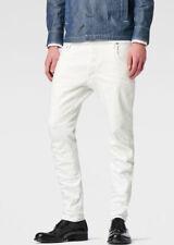 G-Star Raw ARC 3d slim Jeans Hose blanco señores tamaño w32 l36
