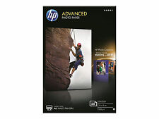 HP Advanced Glossy Photo Paper 10x15 Cm 25 Sheet 250 G Q8691A