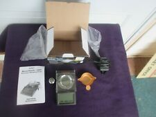 Lyman Micro-Touch 1500 Electronic Reloading Scale In The Box-Excellent