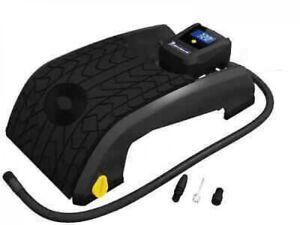 NEW Michelin Digital Double Barrel Footpump,