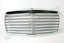 Front Center Grille Fits MERCEDES S-Class W126 1980-1991