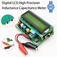 Digital LC100-A LCD High Precision Inductance Capacitance L/C Meter Tester AU