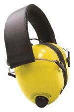 Earmuff Headset with am fm Radio Headphones head set jobsite worksite ABA430