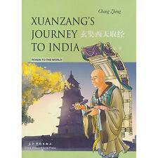 Xuanzang's Journey to India – Chinese / English, bilingual