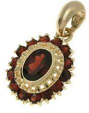PENDENTE gioiello in ORO pendenti donna con pietre 76