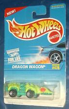 HOT WHEELS Dragon Wagon #478  5s  c.1995