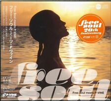 V.A.-FREE SOUL MEETS P VINE-JAPAN ISSUE DIGI PACK CD COMPILED SOUL-JAZZ-FUNK E25