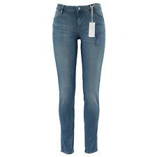 GUESS Damen Skinny Jeans W82AJ1D32J0 Sexy Curve Blau / W29 L32 / Hose