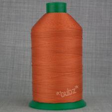 Lié nylon fil à coudre 40s ÉCB grande bobine 5,000mtr vert 40 cuir réparation