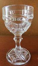 L.E. Smith Bristol #1302 Deco Style Wine Goblet(s)