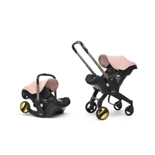 Doona Infant Car Seat Stroller - Blush Pink