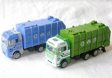 Toy Truck Crane Construction Vehicle Tow Lorry With Moving Parts YIBAO 9826 Blue