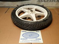 Ruota cerchio pneumatico anteriore Aprilia Europa 50 1990-1993