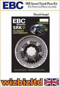 EBC Srk Aramide Fibre Kit Embrayage Yamaha YZFR1 Sp (4B1) 2006 SRK093