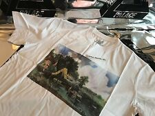 PALACE SKATEBOARDS FW16 LARGE WHITE STUBBLE PICTURE TRI FERG TEE T-SHIRT L LAKE