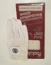 New Foot Joy Sta-Sof Racquetball Glove, Mens Med Rt NOS