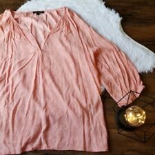 Anne Carson Casual XL 3/4 Top Office Pink