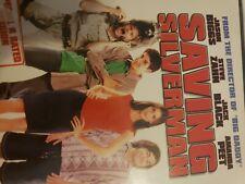 Saving Silverman Dvd brand new sealed Jack Black Jason Biggs