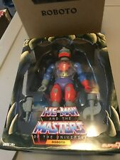 Super7 He Man and the Masters of the Universe ROBOTO, MOTU Classics New