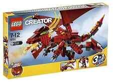 LEGO Creator 6751 Fiery Legend New Sealed