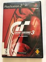 Gran Turismo 3: A-Spec - (Sony PlayStation 2, 2001) - Free Shipping!