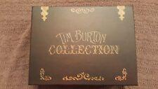 Tim Burton - Cofre musical 3 DVDS