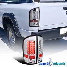For 2002-2006 Dodge Ram 1500 2500 3500 LED Tail Lights Brake Lamp