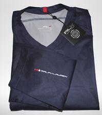 NWT RALPH LAUREN Size XL Men's L/S Navy Light Weight RLX GOLF Windbreaker Jacket