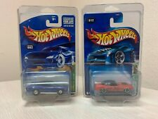 Hot Wheels Treasure Hunt Lot 2 Pcs '71 PLYMOUTH #02 Blue #12 Red